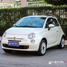 Fiat 500 Cult 1.4 Dualogic 2015