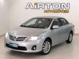 Toyota Corolla altis 2013 prata 114 mil km
