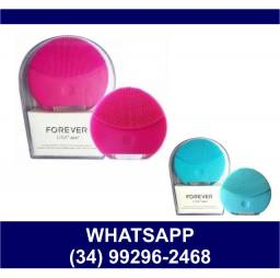 Entrega Grátis * Foreo Massageador Facial para Limpeza Recarregável