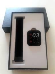 Relógio Inteligente P80 10x Cartão!!!