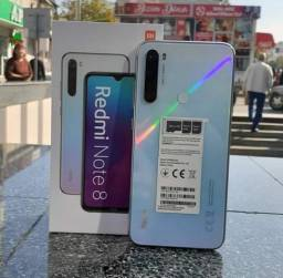 Celular xiaomi redmi Note 8 branco 64 GB