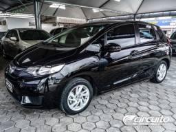 Honda Fit 1.5 LX Cvt 2015 Único Dono!