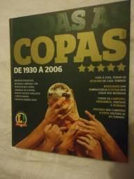 Livro Sobre todas as copas de 1930/2006