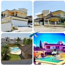 Casa 6 dormitórios à venda, 560 m² por r$ 2.500.000 - canto - florianópolis/sc