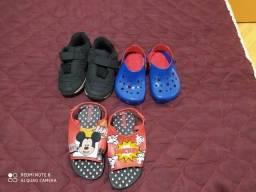 Calçados Infantil Masculino tamanho 23