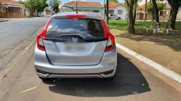 Honda Fit 1.5 automático única dona - 2018