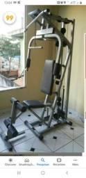 Estação de Musculação Caloi