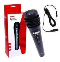 Microfone pra karaoke ou pra fazer vídeos