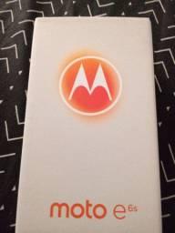 Moto e 6s  cor cinza Titanium ,nem um mês de uso troco por iPhone