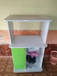 100 reais Balcão para microondas e forno