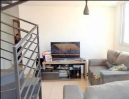 Cobertura à venda com 4 dormitórios em Palmares, Belo horizonte cod:33999