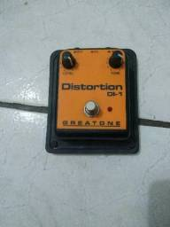Pedal distortion Greatone