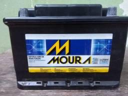 Bateria moura 60Ah 1 mes de uso