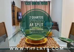 Aluguel Temporada Apartamento de 2 quartos mobiliado em Governador Valadares 6405