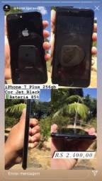 iPhone jet black 7 plus