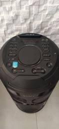 Torre som Sony VD41 bluetooth, HDMI, dvd, cd FM lrds