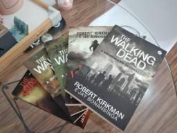 Box de Livros The Walking Dead.