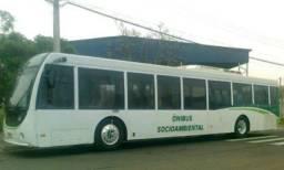 Ônibus scania L 94 para venda somente em peças