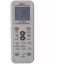 (WhatsApp) controle remoto ar condicionado split universal - lx-1028e