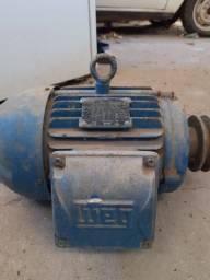 Motor WEG Novo 7.5 cv 220/380