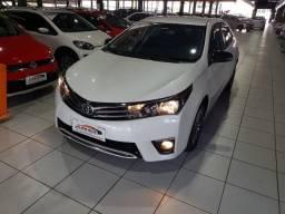 Corolla nj 2.0 aut 2017 impecável! troco e financio! *