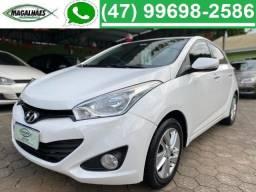Hyundai/HB20 Premium 1.6 Automático - 2014