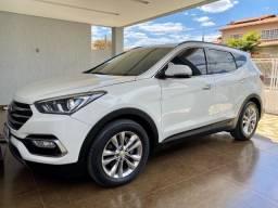 Hyundai Santa Fe 15/16 com 62 mil kms, 5 lugares