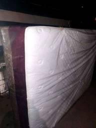 PROMOÇÃO   cama box casal  super luxo nova  direto  da fábrica frete grátis