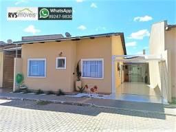 Casa de condomínio 3 quartos com ampla varanda gourmet. Village Bela Vista