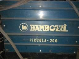 Máquina Retificadora Bambozzi Piccola 200