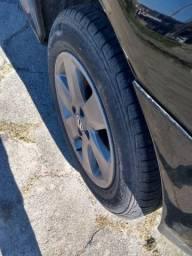 """Rodas e pneus 15"""""""