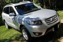 Santa Fé GNV 3.5 V6 AWD 4x4 Automática - 5 Lugares - 2011