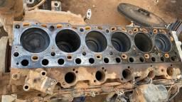 Motor Mercedes OM 906 2423K ( na troca )