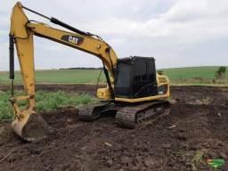 Escavadeira cat parcelas de 2.191,57 ao mes