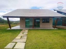 Título do anúncio: Casa com 3 dormitórios à venda, 140 m² por R$ 450.000,00 - Jardim Santana - Gravatá/PE