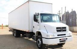 caminhão mb 1620 bau