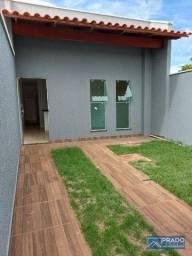 Título do anúncio: Casa à venda, 66 m² por R$ 170.000,00 - Jardim das Rosas - Goiânia/GO