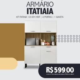 Armário para cozinha | Frete Grátis