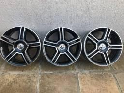 Rodas Golf GTI