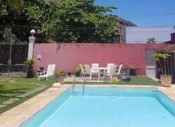 Título do anúncio: Suite  top em casa de luxo para casal com direito piscina tudo