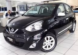 Nissan March 1.0 Sv 2016 com apenas 45.000km!!! R$44.900,00