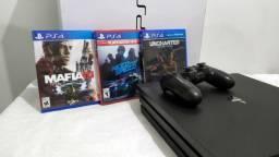 PS4 - Vendo ou troco em PC Gamer