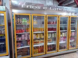 Vendo freezer 5 portas