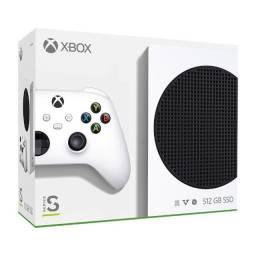 Xbox Series S 512GB Ssd Lacrado Pronta Entrega NF Nacional Garantia