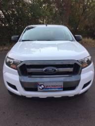 Título do anúncio: Ford Ranger XLS 4x4 2017 2.2 Diesel Completo + Câmbio Automático Unico Dono IMPECÁVEL