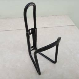 Suporte Garrafa Bicicleta Alumínio Preto Conservado