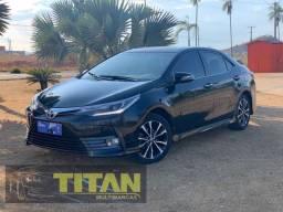 Título do anúncio: Corolla XRS 2018. Ent. R$ 20.000 - Titan Multimarcas
