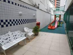 Apartamento com 3 dormitórios à venda, 93 m² por R$ 490.000,00 - Boa Viagem - Recife/PE