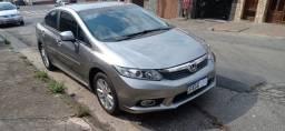 Título do anúncio: Honda Civic Lxs Flex Automatico Bem Conservado