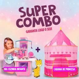 Título do anúncio: Promoção Combo de Cozinha + Castela das Princesas